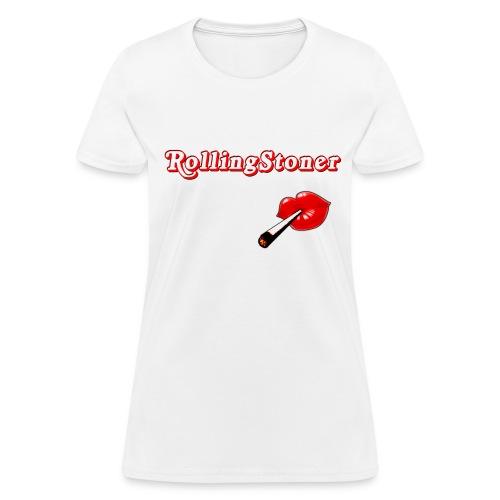 RollingStoner Tee - Women's T-Shirt