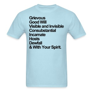 & With Your Spirit - Men's T-Shirt