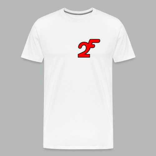 FAST2DR Chest Logo Tshirt - Men's Premium T-Shirt