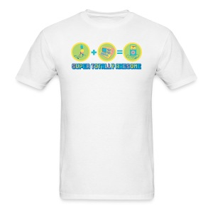 Super Totally Awesome Equation! - Men's T-Shirt