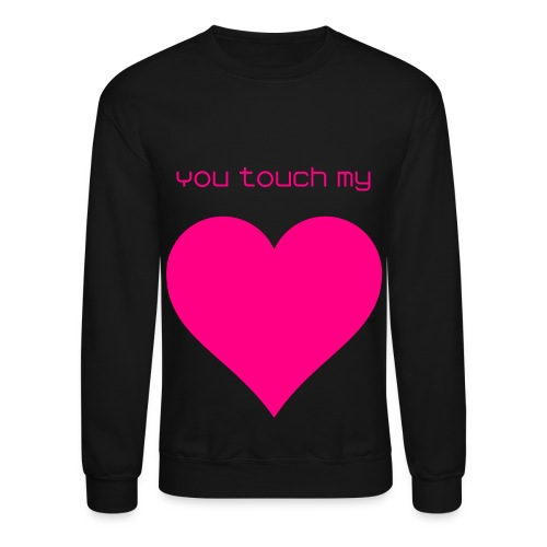 Miss A Touch - Crewneck Sweatshirt