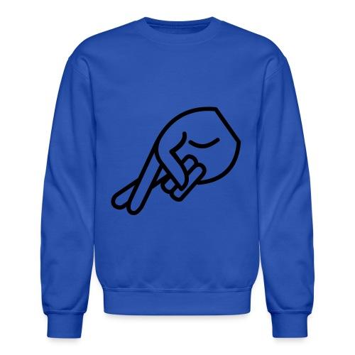 Fingers Crossed - Crewneck Sweatshirt