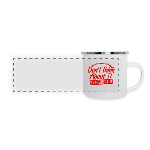 Be About It RED Mug - Panoramic Camper Mug