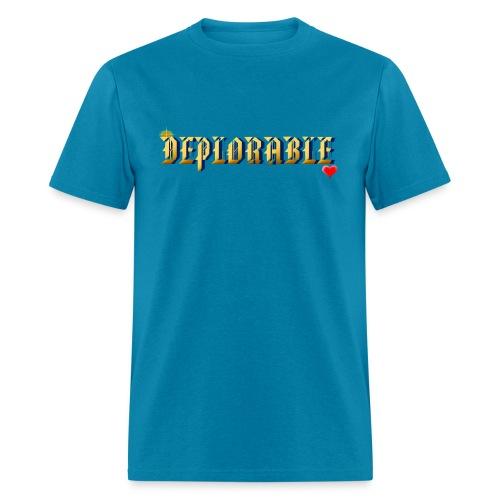 DEPLORABLE~ - Men's T-Shirt
