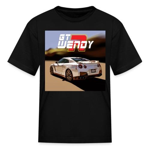 Kid's T-Shirt GTRWendy - Kids' T-Shirt
