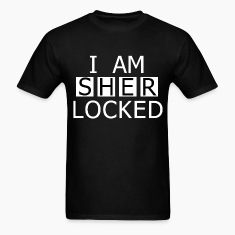 Men's Sher-locked Tee