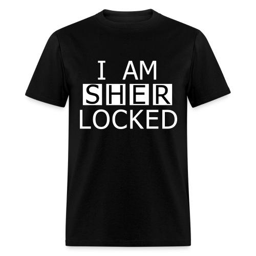 Men's Sher-locked Tee - Men's T-Shirt
