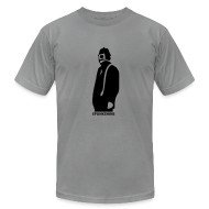 T-Shirts ~ Men's T-Shirt by American Apparel ~ Article 11511389