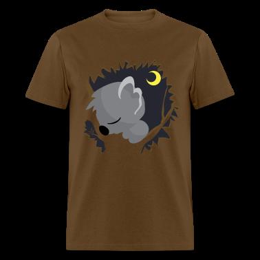 Sleeping Koala T-Shirt | Spreadshirt