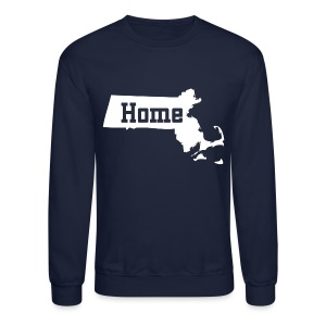 Massachusetts Home - Crewneck Sweatshirt