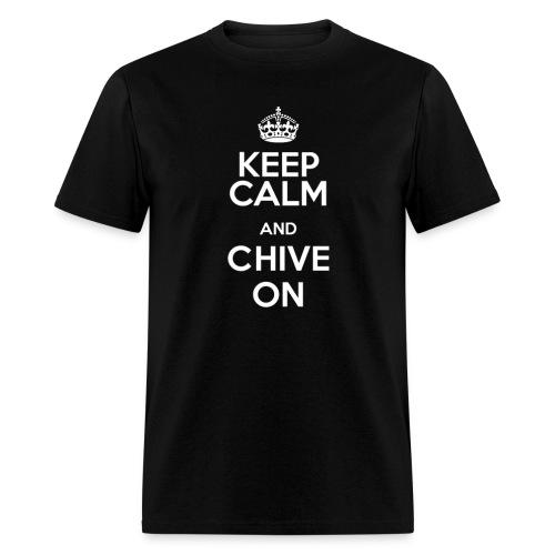 KCCO Crown Black - Men's T-Shirt