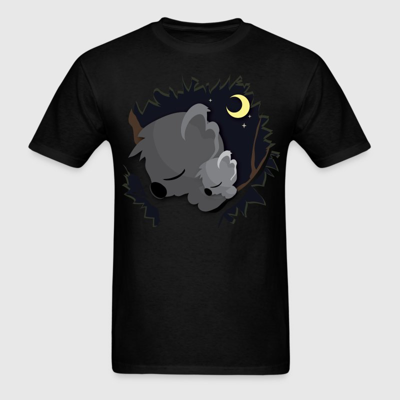Sleeping Koalas T-Shirts - Men's T-Shirt