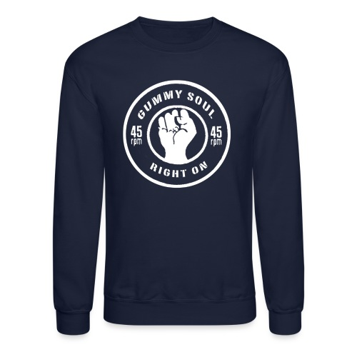 Right On Crewneck - Crewneck Sweatshirt