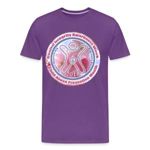 Genital Integrity Awareness Week 2018 - Men's Premium T-Shirt