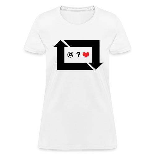 @questlove (Women) - Women's T-Shirt