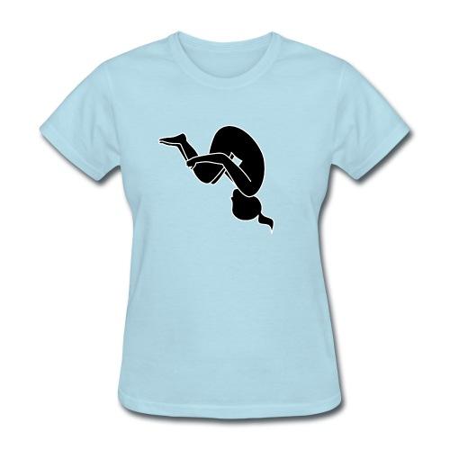Front Tuck - Women's T-Shirt