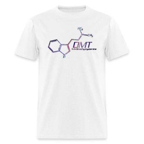 DMT Molecule Color - Men's T-Shirt