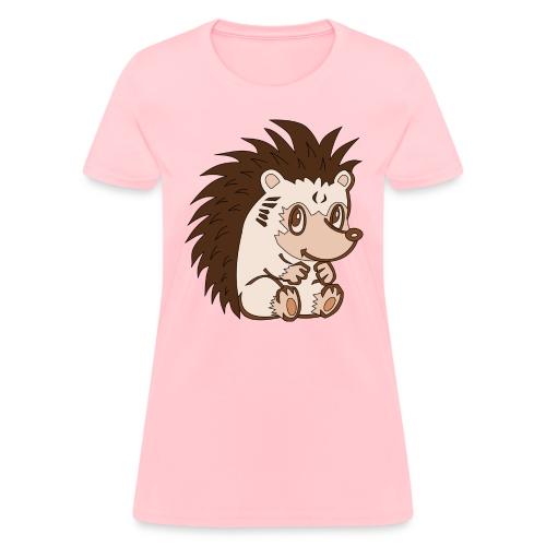 Lil Hedgehog - Women's T-Shirt
