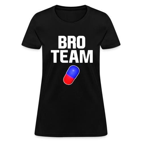 Wom Black Shirt - Women's T-Shirt