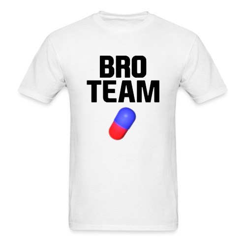Bro Team Logo Shirt - Men's T-Shirt