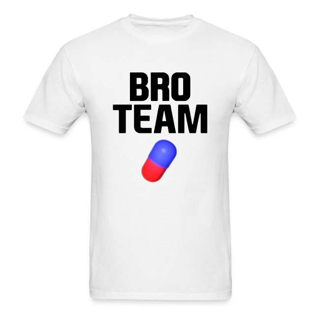 Bro Team Logo Shirt