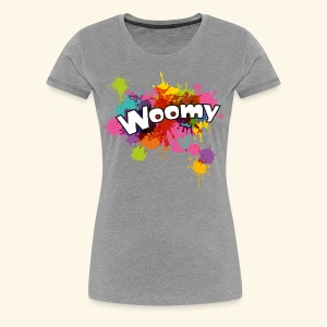 Woomy - Women's Premium T-Shirt