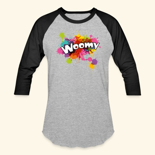 Woomy - Baseball T-Shirt