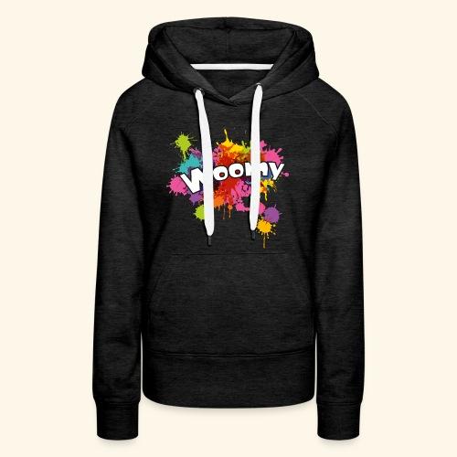 Woomy - Women's Premium Hoodie