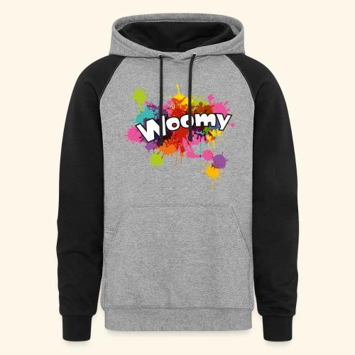 Woomy - Colorblock Hoodie
