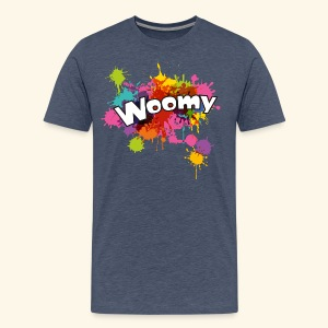 Woomy - Men's Premium T-Shirt