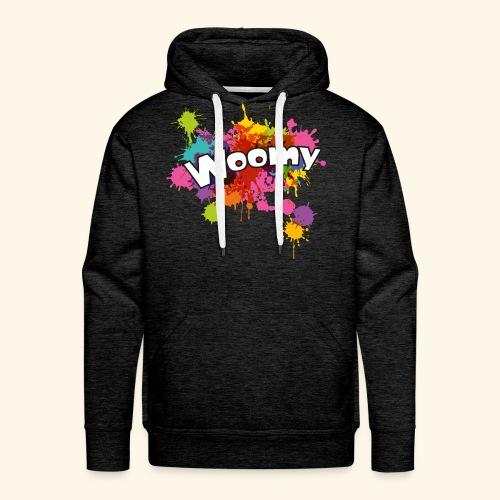 Woomy - Men's Premium Hoodie