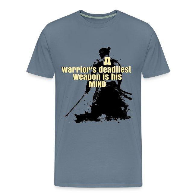 warriors mind