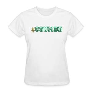 CSU Mens BB - #csumbb - Ladies - Women's T-Shirt