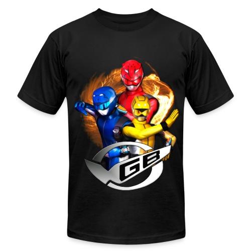 Go buster t-shirt - Men's Fine Jersey T-Shirt