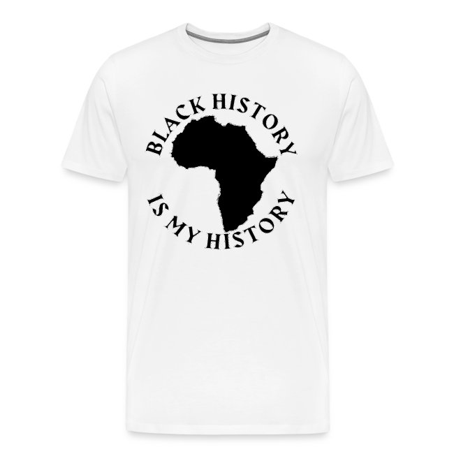 BLK HSTRY T-SHIRT