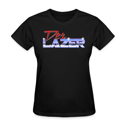 Ladies 'Der Lazer' T-shirt - Women's T-Shirt