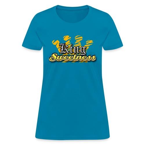 Ladies 'King Sweetness' T-shirt - Women's T-Shirt
