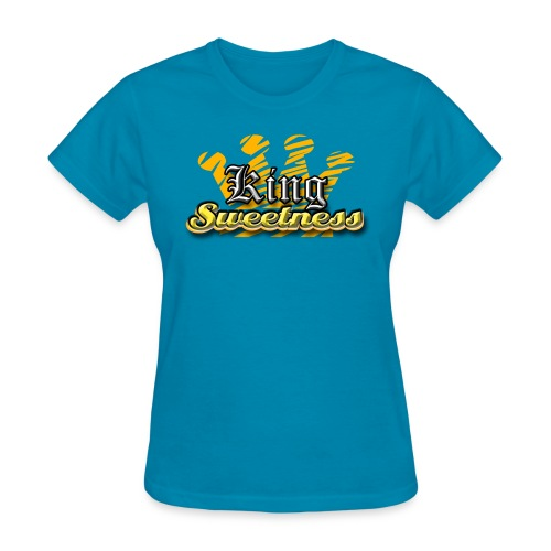 Ladies 'King Sweetness' T-shirt - Women's T-Shirt