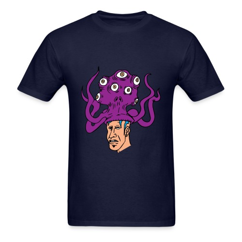 Brain Suckers - Men's T-Shirt