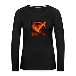 NEW! Women's the Sorrows Long Sleeve Shirt - Women's Premium Long Sleeve T-Shirt