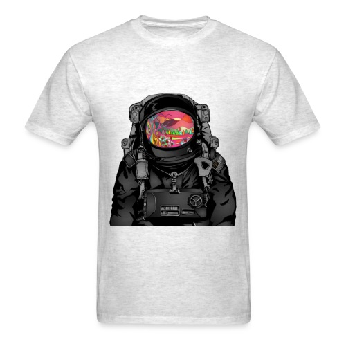 Tripped Out of Space - Men's T-Shirt