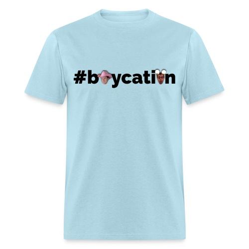 #boycation (Men's) - Men's T-Shirt