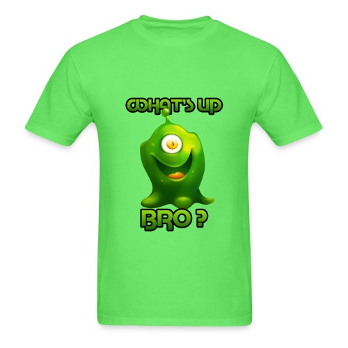 What's Up Bro ? - Men's T-Shirt