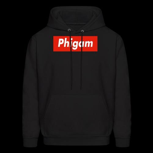 Phigam Box Logo - Hoodie - Men's Hoodie