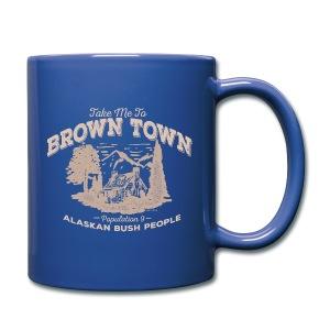 Take me to Browntown - Full Color Mug