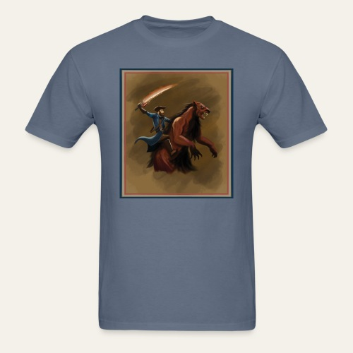 General Dave Hero Shirt - Men's T-Shirt