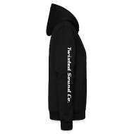 Zip Hoodies & Jackets ~ Unisex Fleece Zip Hoodie by American Apparel ~ American Apparel Unisex Premium Zip Hoodie