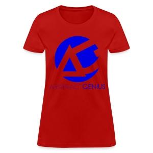 AG Cut out - Women's T-Shirt