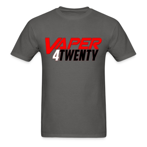 Vaper 420 Tee - Men's T-Shirt