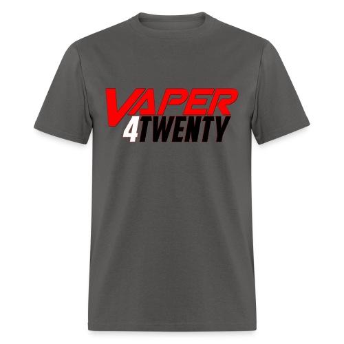 Vaper 420 Tee - Men's T-Shirt